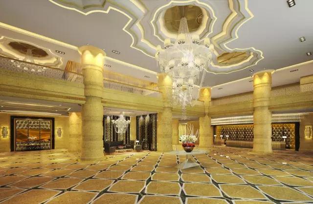 一道蜿蜒的星光・一间璀璨的酒店